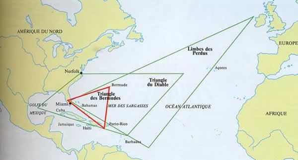 Le Triangle des Bermudes part 1 : des origines au 19ème siècle (4/6)
