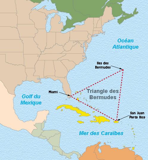 Le Triangle des Bermudes part 1 : des origines au 19ème siècle (1/6)