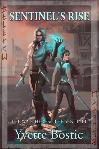 Sentinels Rise-ebook cover