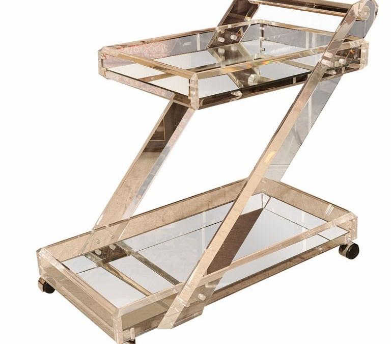 Current Obsession: Bar Carts