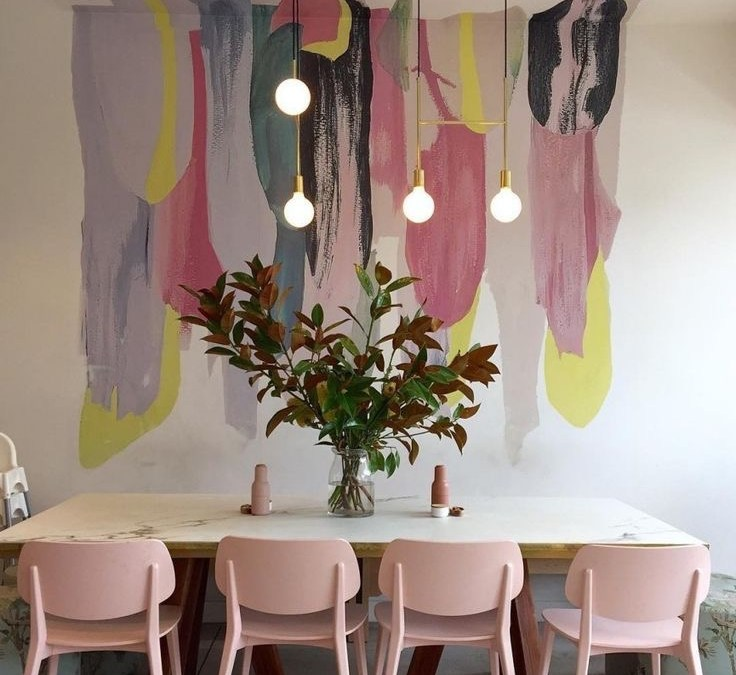 Modern Monday: Powerful Pink Pastel