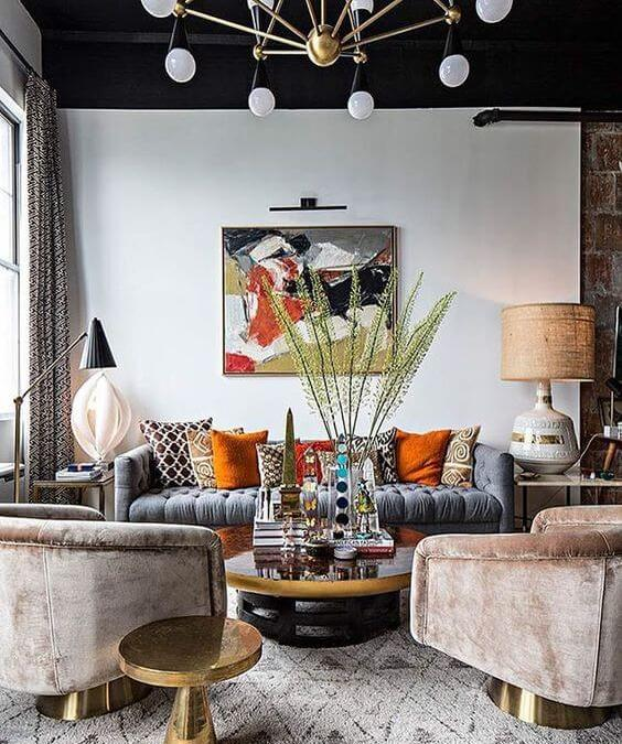 Modern Monday: Eclectic Living