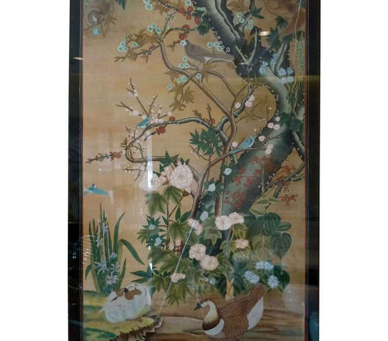 Japanese Silk Art