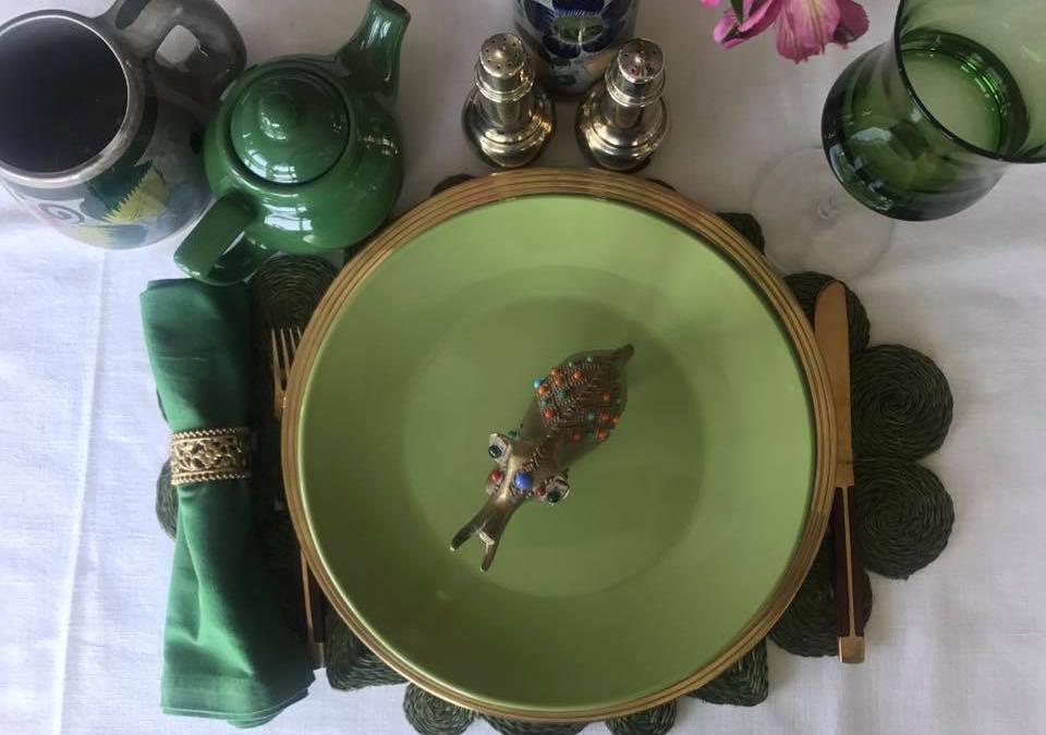 Tabletop Tuesday: Verde Verve