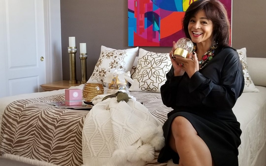 How to: Glam up Your Guest Bedroom for the Holidays
