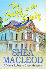 The Stiff in the Study, by Shéa MacLeod