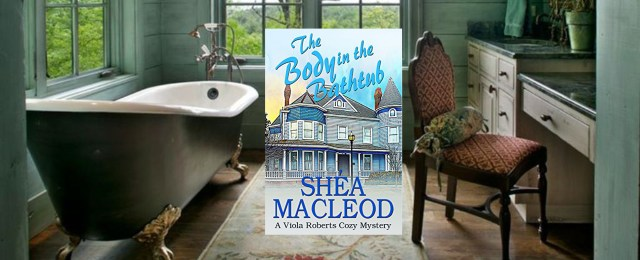 New Release: The Body in The Bathtub!