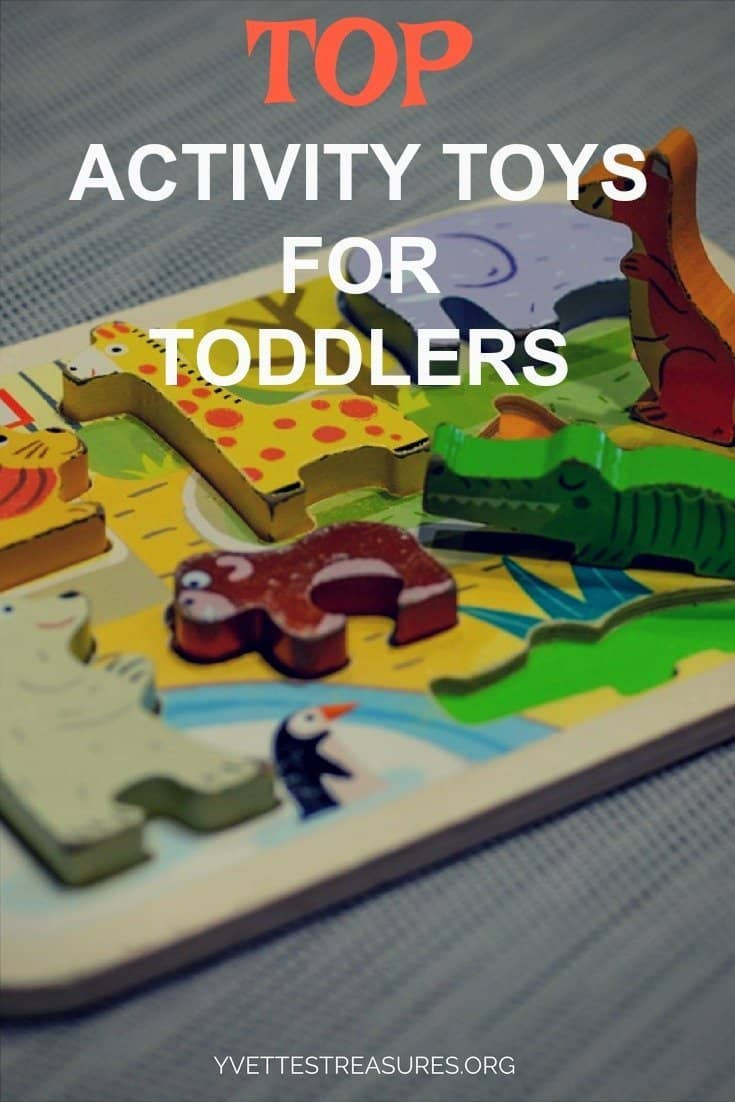 activity toys for toddlers