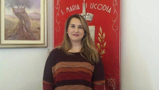 L'assessore licodiese Rosanna Piemonte - © Foto di Orazio Caruso