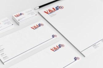 Villavicencio & Judy Branding redesign