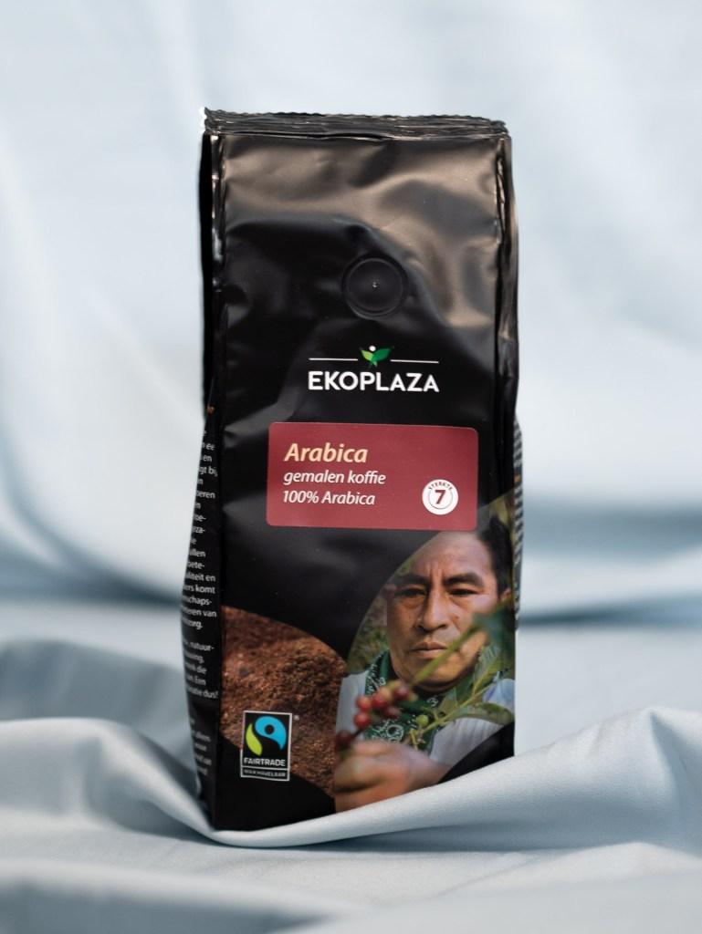 Ekoplaza and jouwbox coffee