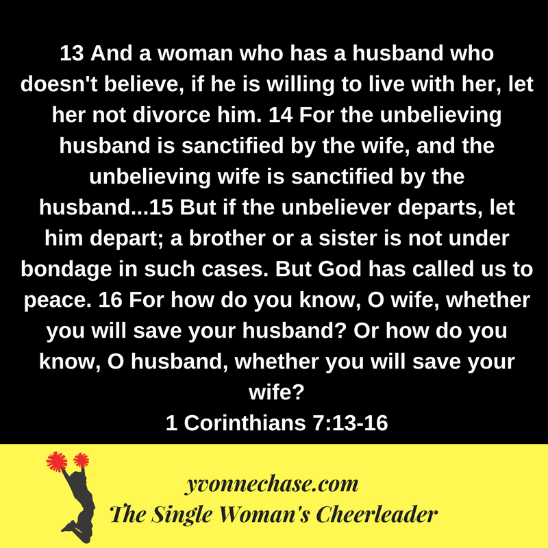 What is unequally yoked relationships