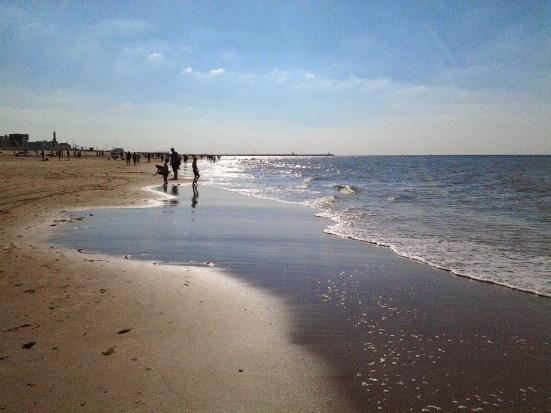 Postkaart4_Scheveningen_beach