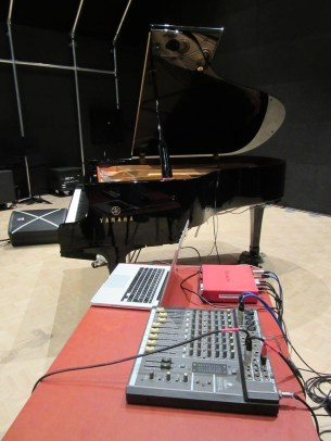 Basic setup for the performance