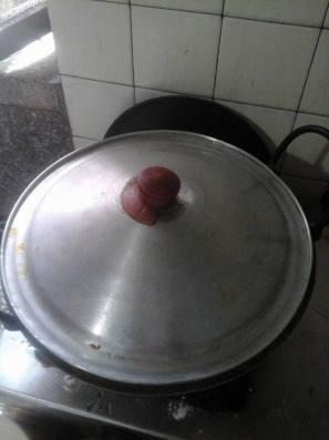 Nisha27 kochen bei Höchstufe