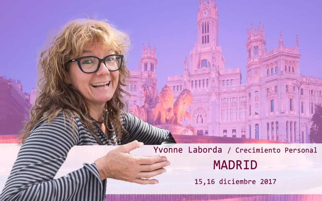 MADRID – Crecimiento Personal