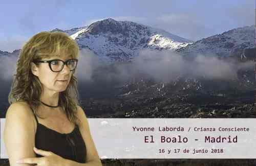 El Boalo - Madrid  - Crianza Consciente - 16 y 17 junio 2018 @ El Salto -Escuela Viva | El Boalo | Comunidad de Madrid | España