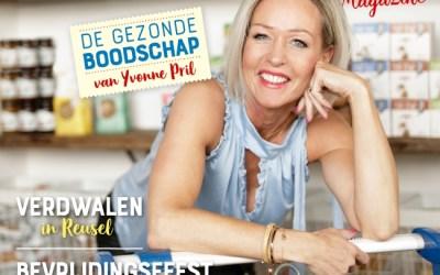 Content Magazine – De gezonde boodschap van Yvonne Pril
