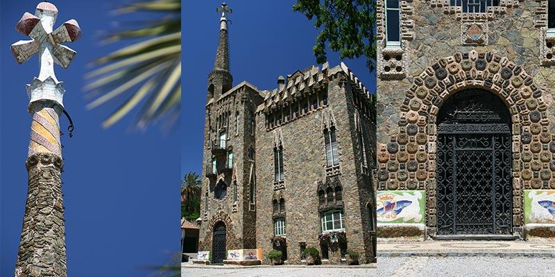 Torre Bellesguard - Casa Figueras