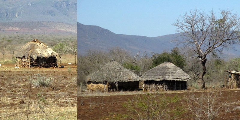 Swaziland Hutjes