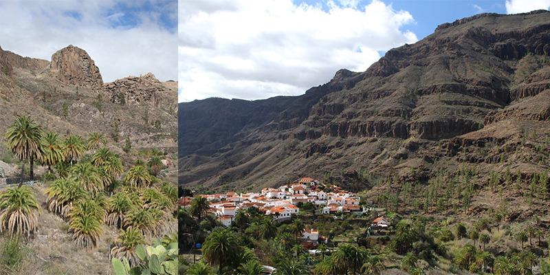 Witte bergdorpjes Gran Canaria