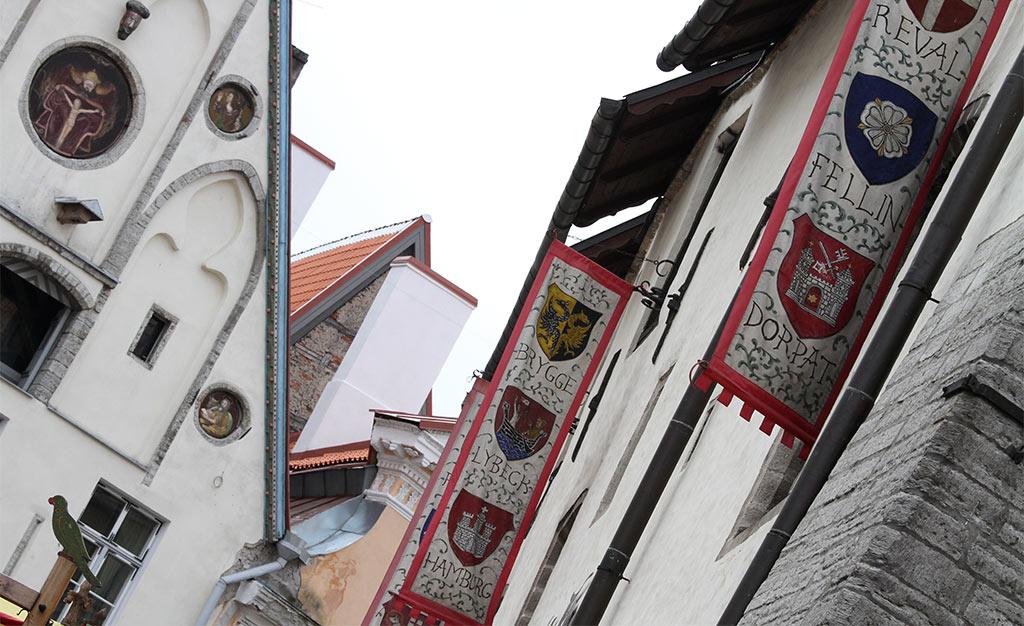 Bezienswaardigheden Tallinn