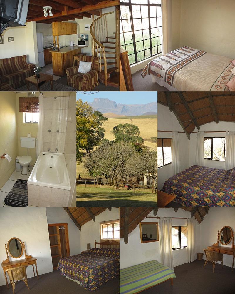 Central Drakensberg Champagne Cottages