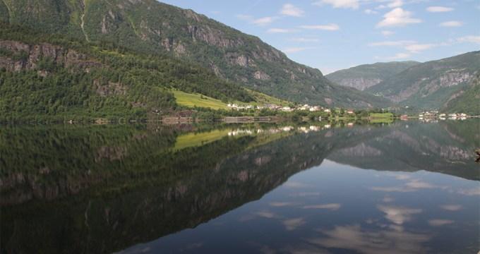 Fotogenieke Fjorden