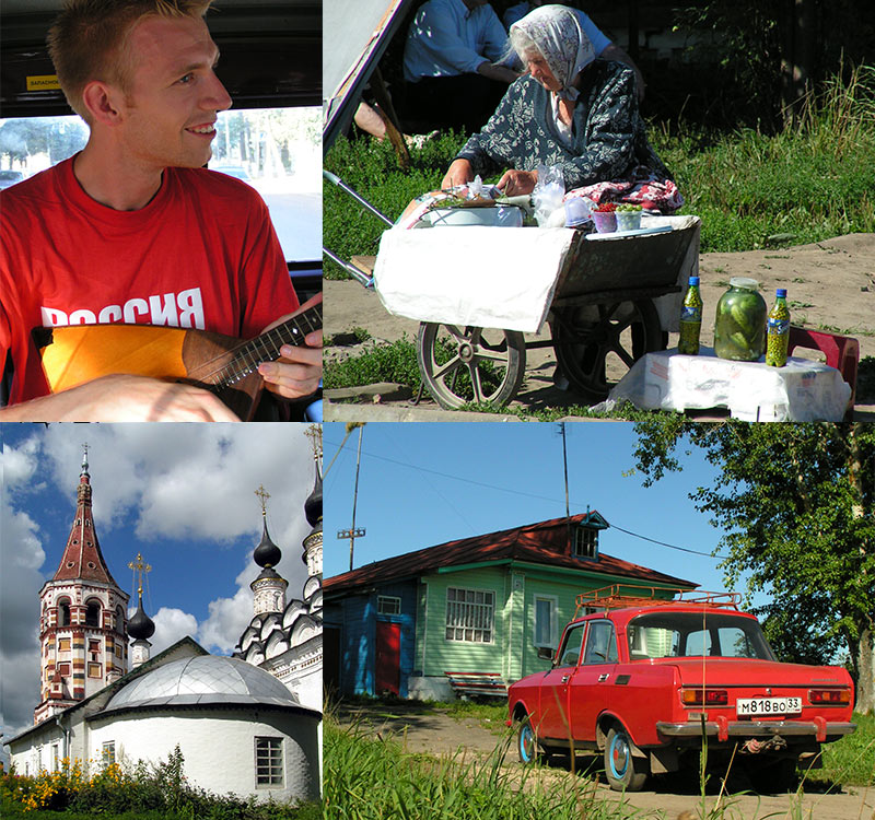 Suzdal Rusland