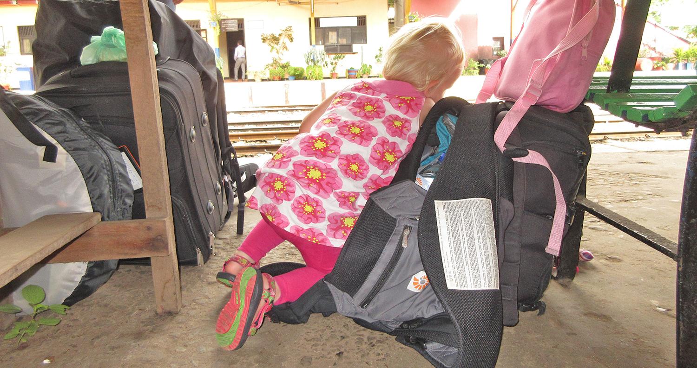 5x onmisbare reisitems voor ouders