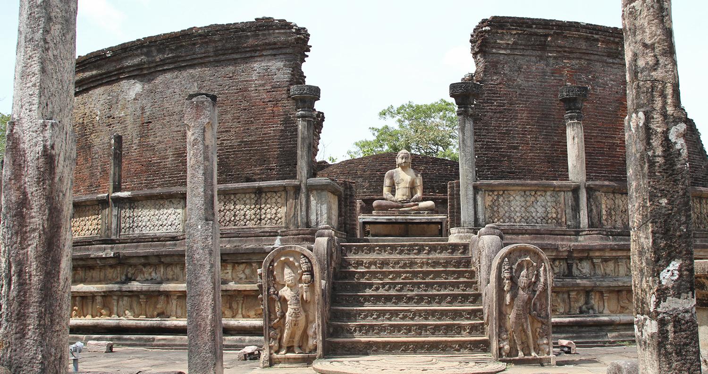 Anuradhapura of Polonnaruwa