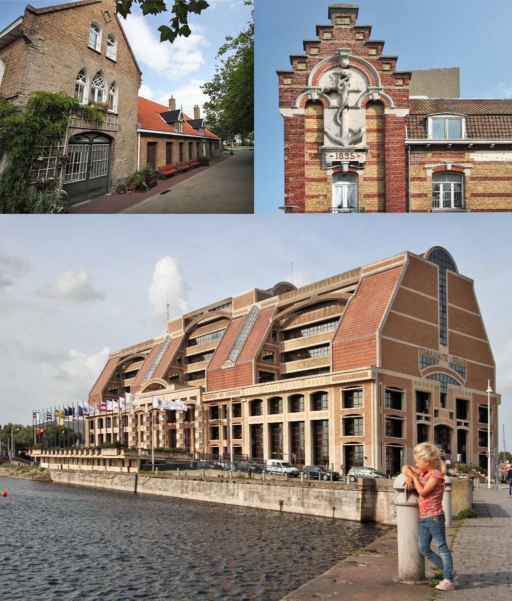 Duinkerke mooie gebouwen