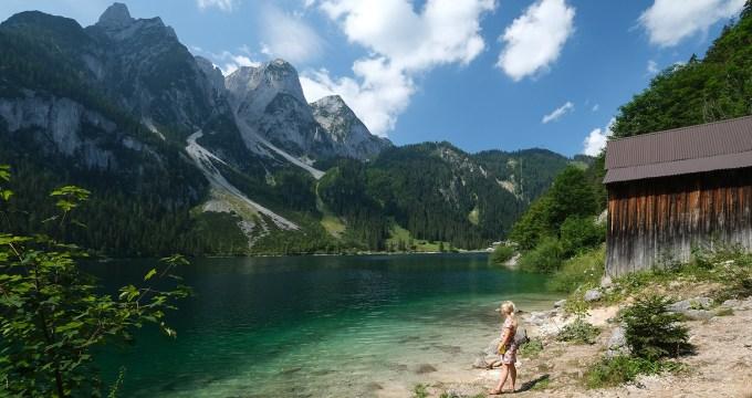 Gosausee Oostenrijk