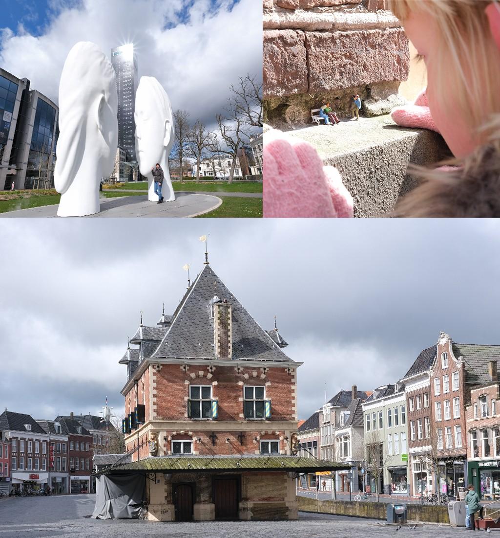 Leeuwarden veelzijdige hoofdstad van Friesland