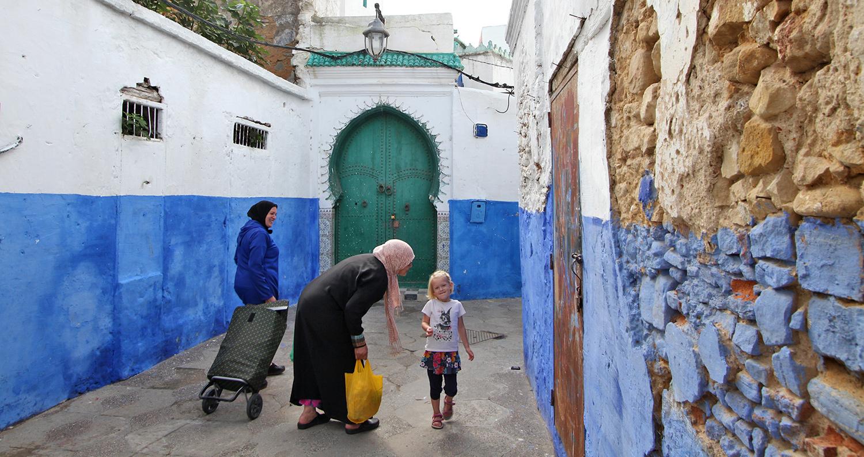 Marokko met kinderen - tips