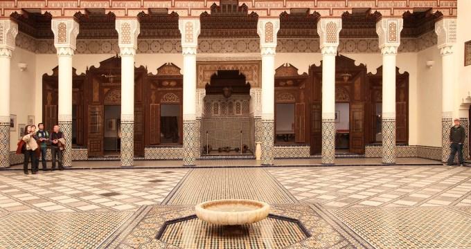 Marrakesh bezienswaardigheden uit 1001 nacht