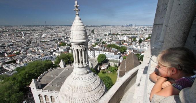 Montmartre hoogtepunt citytrip Parijs
