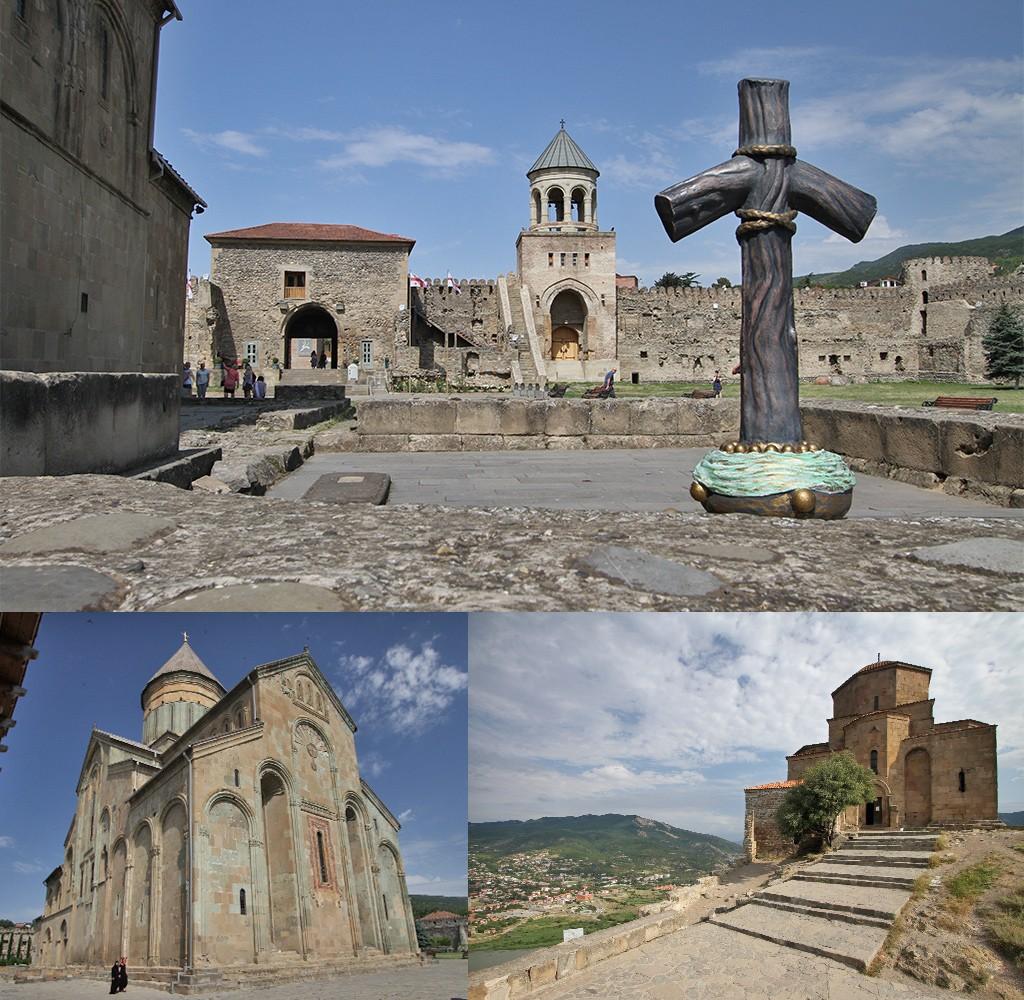 Mtscheta dagtrip Tbilisi