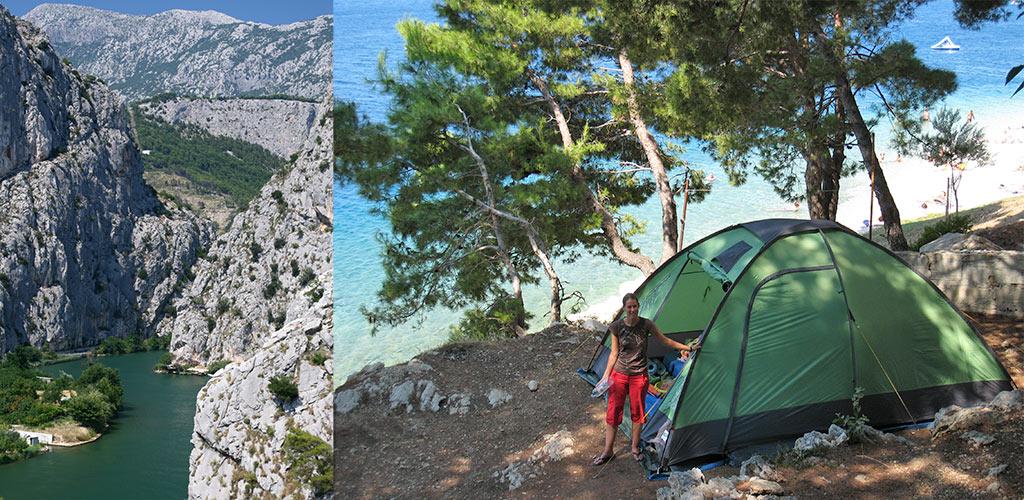 Omis Camping Plantaza