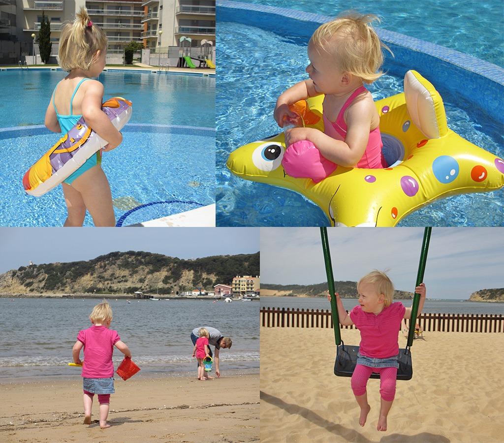 Portugal met kinderen strand en zwembad