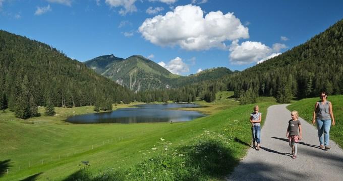 Seewaldsee Salzburgerland Plan C