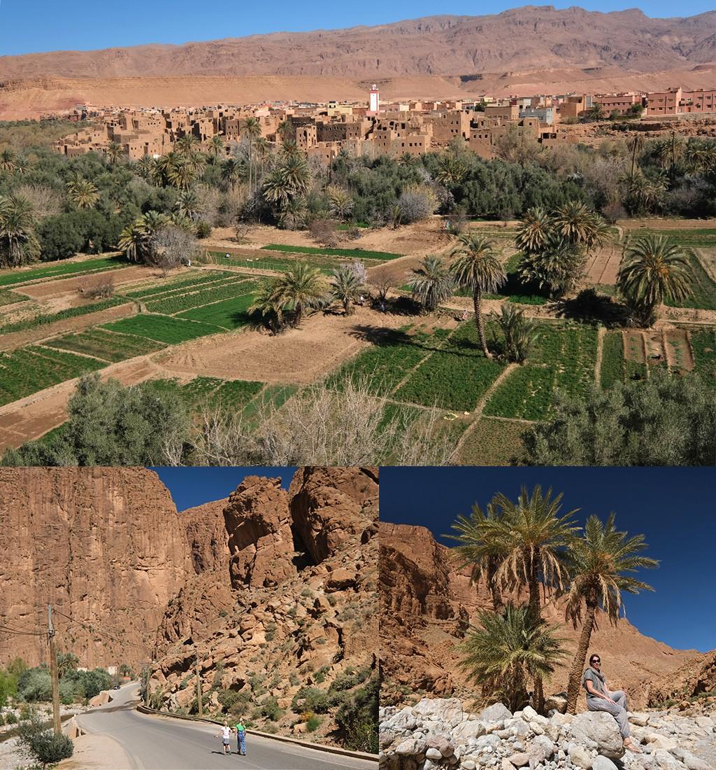 Tineghir en Todra kloof