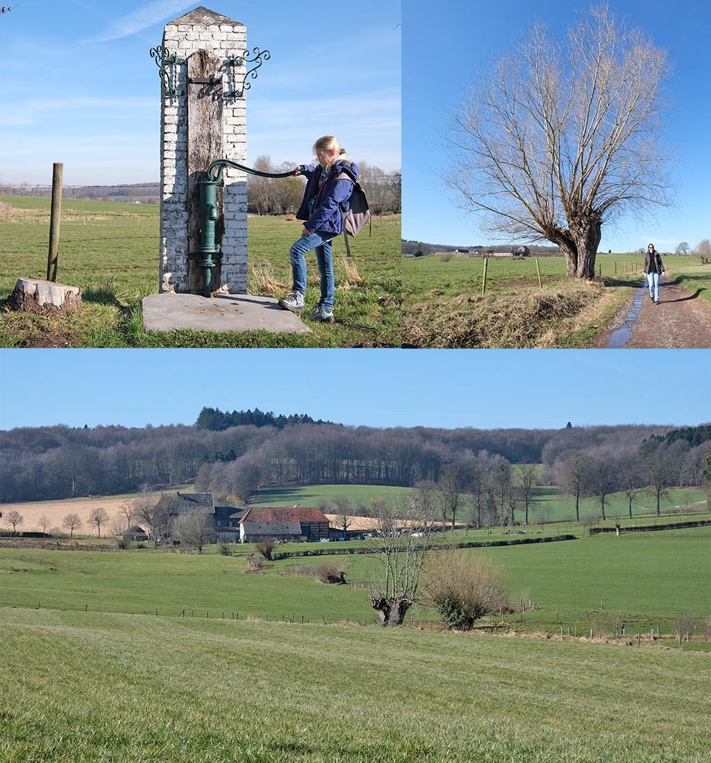Van Harles naar Holset Zuid-Limburg