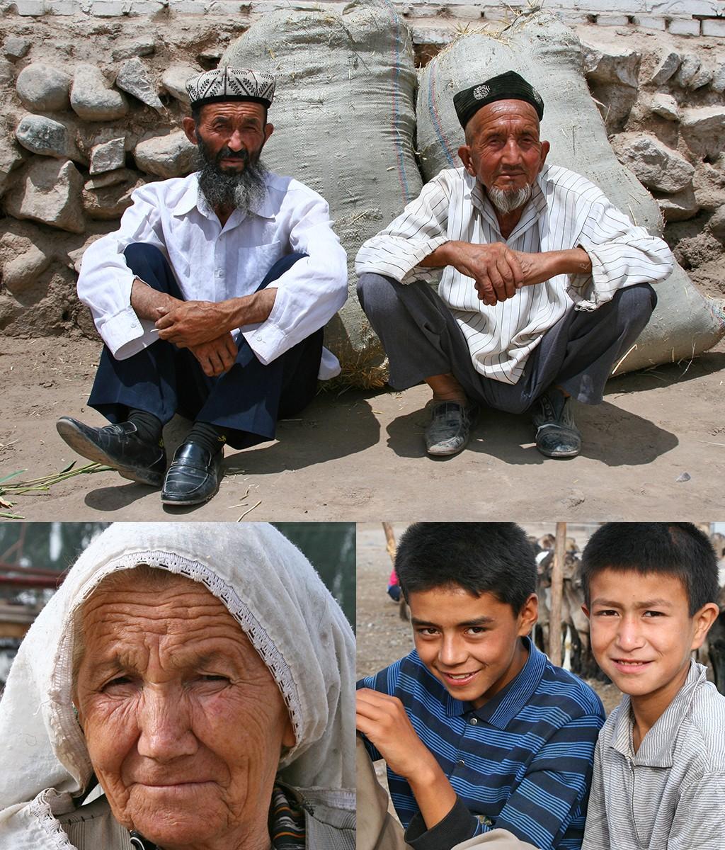 Xinjiang Oeigoeren