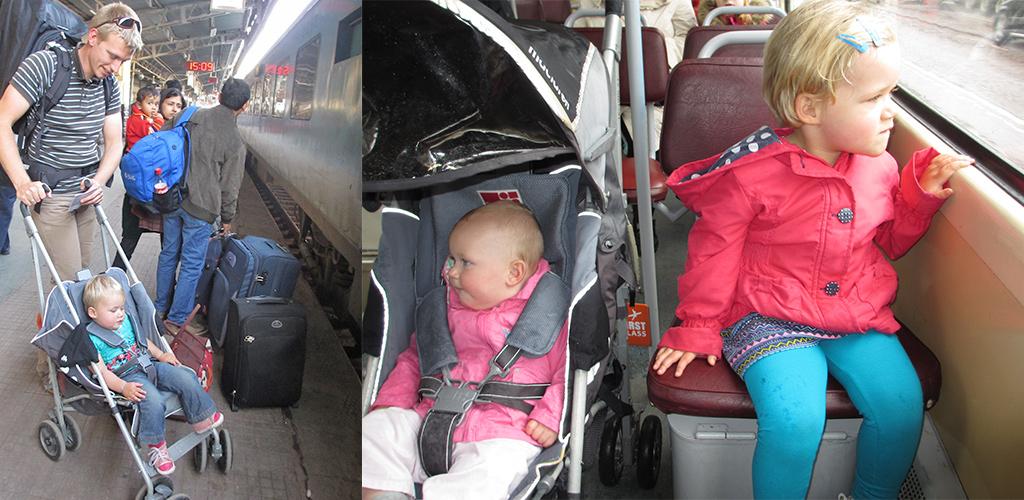 Buggy niet mee op reis bij veel verplaatsen in openbaar vervoer