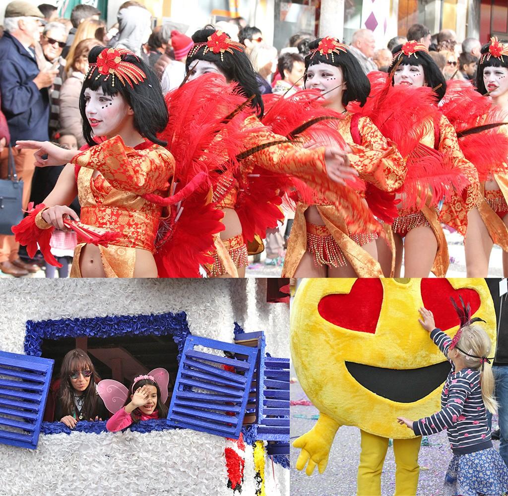 carnaval Loulé voor aanvang