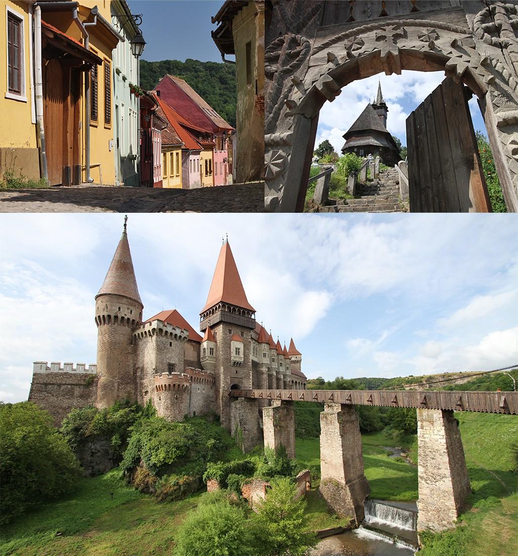goedkope landen in Europa bezienswaardigheden Roemenië