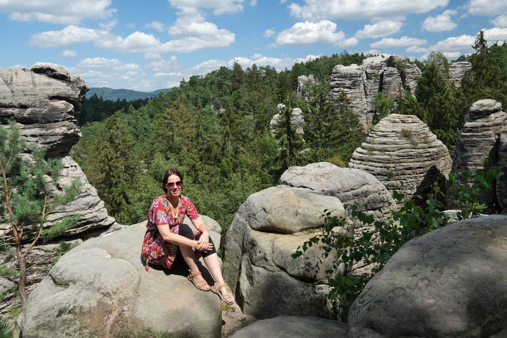 herfstvakantie roadtrip Tsjechië Boheems Paradijs