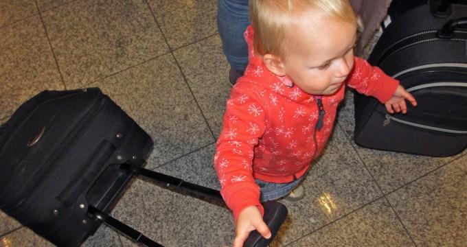 inpakken voor vakantie met kinderen