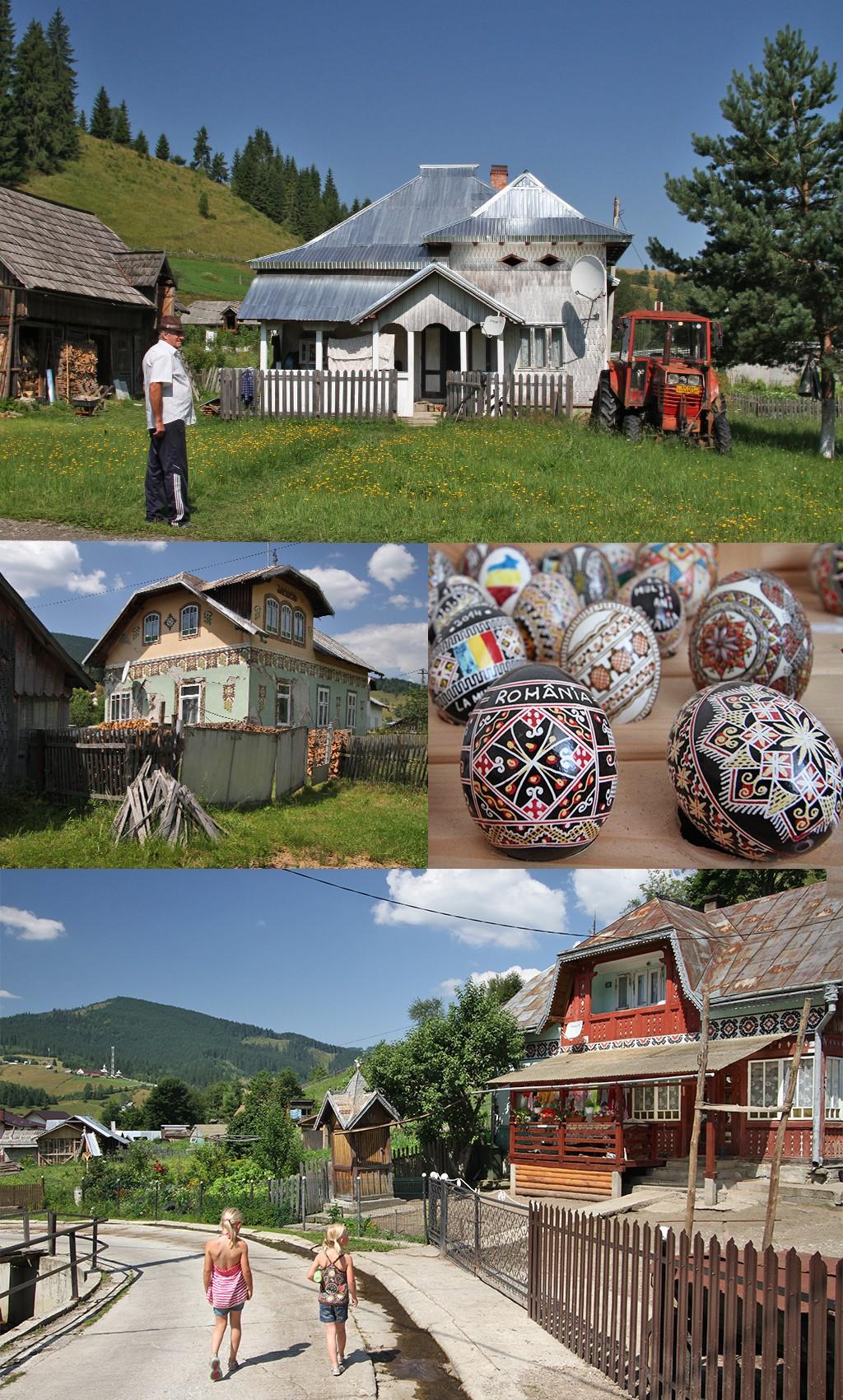 mooiste stadjes en dorpen in Roemenië - Ciocanesti